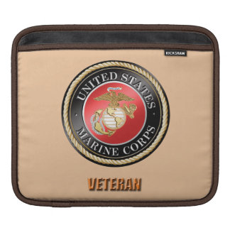 USMC Veteran Electonics Bag iPad Sleeve