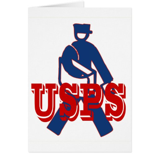 USPS Letter Carrier Card