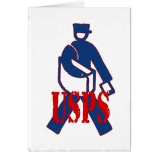 USPS Letter Carrier Cards