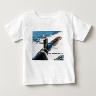 USS ALABAMA BABY T-Shirt