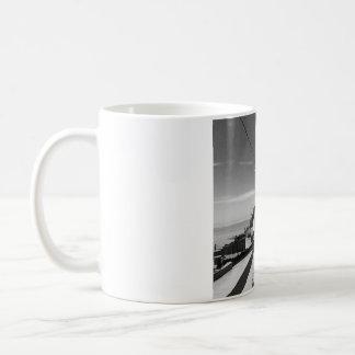 USS Alabama Basic White Mug