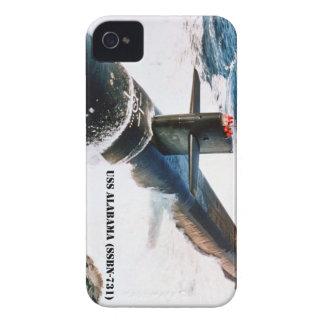 USS ALABAMA iPhone 4 COVERS