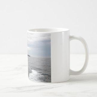 USS ALASKA COFFEE MUG