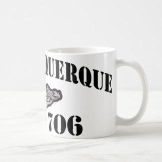USS ALBUQUERQUE COFFEE MUG