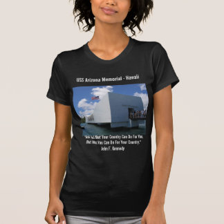 USS Arizona Memorial - Hawaii T-Shirt