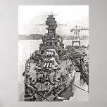 USS Arizona Print