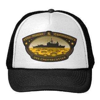 USS Cheesecutter Cap