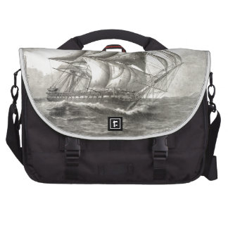 USS Constitution Laptop Commuter Bag
