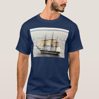 USS Constitution, Parade of Sail T-Shirt