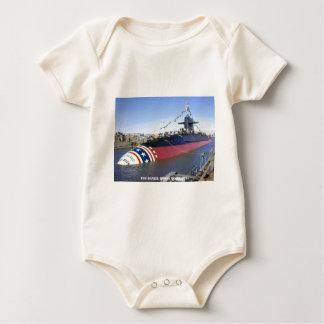 USS DANIEL BOONE BABY BODYSUIT
