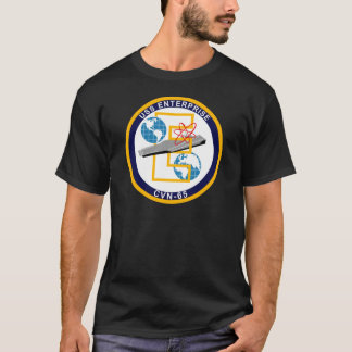 "USS Enterprise - CVN 65 - ""The Big E"" T-Shirt"