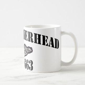 USS HAMMERHEAD COFFEE MUG