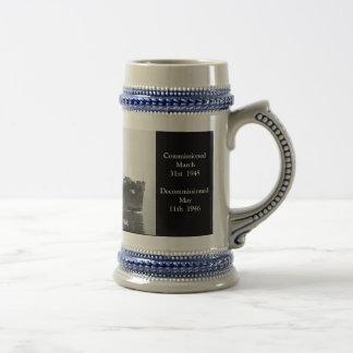 USS Hanover APA-116 Mug