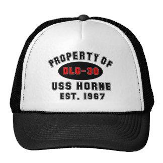 USS Horne DLG-30 Cap