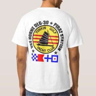 USS Horne DLG 30 Piraz Station T-Shirt