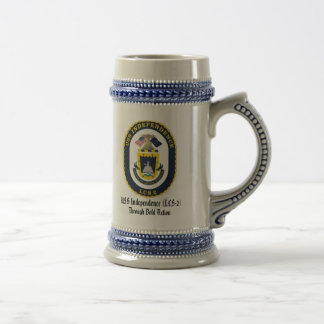 USS Independence (LCS 2) Stein