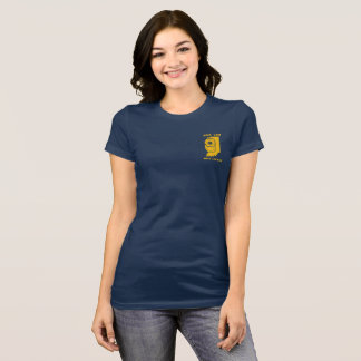 USS Indiana Dive Locker T-Shirt - Women's Edition