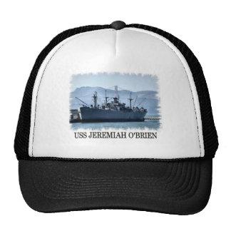 USS Jeremiah O'Brien Hat
