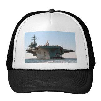 USS John F Kennedy Mesh Hat