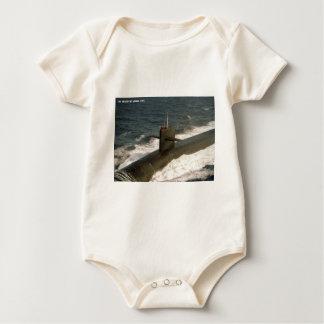 USS KENTUCKY BABY BODYSUIT