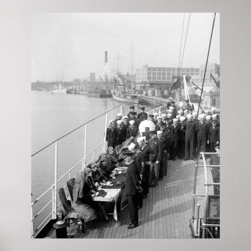 USS Mayflower: 1926 Print