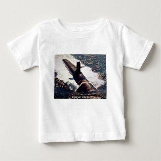 USS MICHIGAN BABY T-Shirt