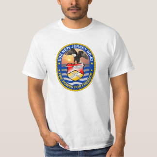 USS New Jersey BB-62 T-Shirt