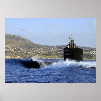 USS Norfolk (SSN 714) Poster