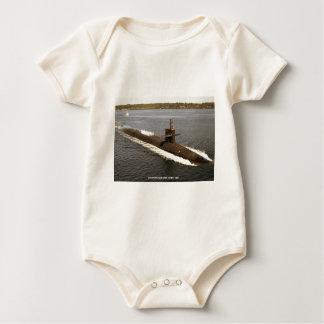 USS PENNSYLVANIA BABY BODYSUIT