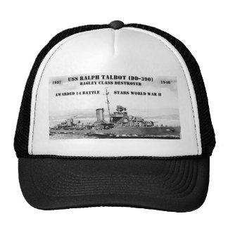 USS Ralph Talbot (DD-390) Hat