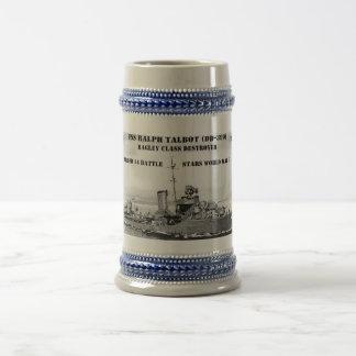 USS Ralph Talbot DD-390 Coffee Mugs