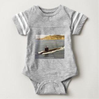 USS SAM HOUSTON BABY BODYSUIT