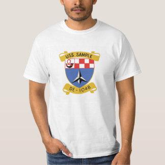 USS SAMPLE DE1048 T Shirt