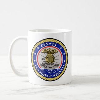 USS Stennis - CVN 74 Coffee Mug