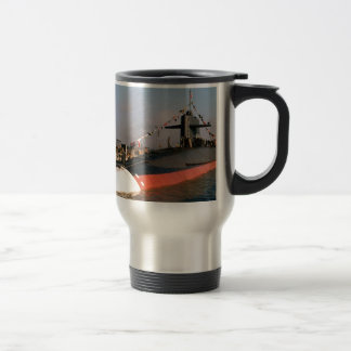 USS STONEWALL JACKSON TRAVEL MUG