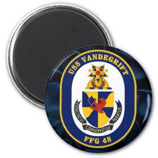 USS Vandergrift Magnet