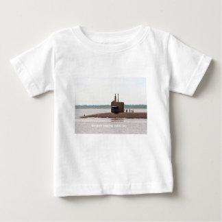 USS WEST VIRGINIA BABY T-Shirt