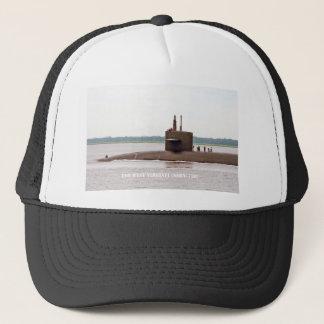 USS WEST VIRGINIA TRUCKER HAT
