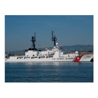 """USS Yukon"""", sealift command oiler Postcard"""