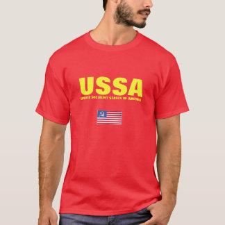 USSA - UNITED SOCIALIST STATES OF AMERIKA T-Shirt