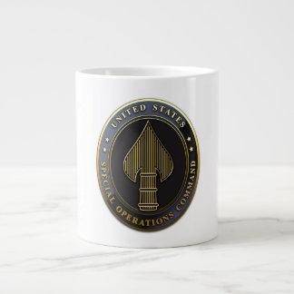USSOCOM Emblem Jumbo Mugs