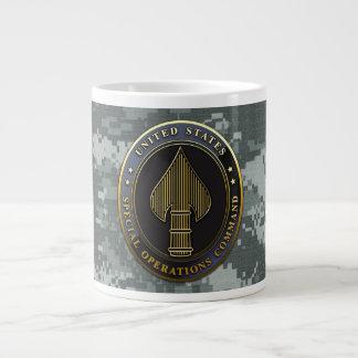 USSOCOM Emblem Extra Large Mugs
