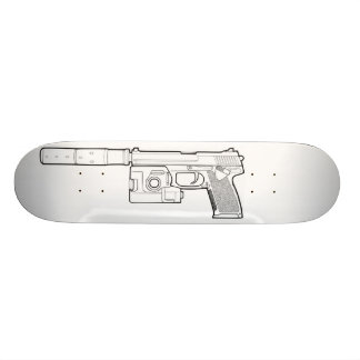 USSOCOM MARK 23 Skateboard