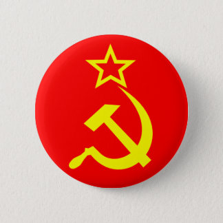 USSR Button Pin