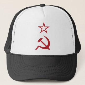 USSR  / CCCP / URSS TRUCKER HAT