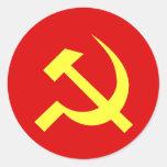 USSR Flag - Customised Stickers