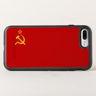 USSR flag OtterBox Symmetry iPhone 8 Plus/7 Plus Case