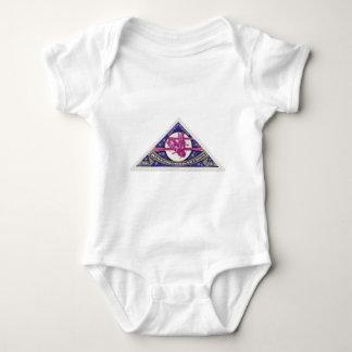 USSR Mir Space Staton Baby Bodysuit