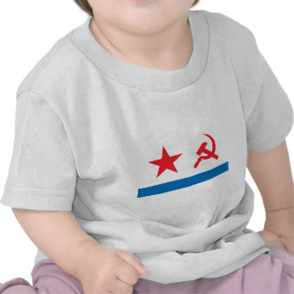 USSR Navy Jack Tshirts
