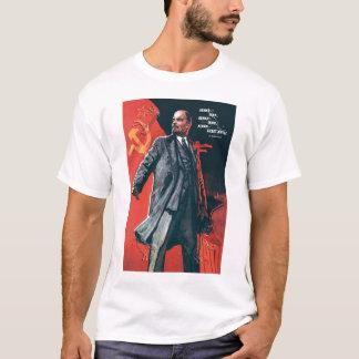 USSR,  russian, soviet, propaganda,Lenin T-Shirt